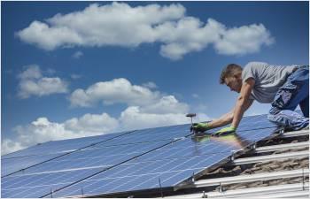 Pose de panneaux solaires: un processus simplifié