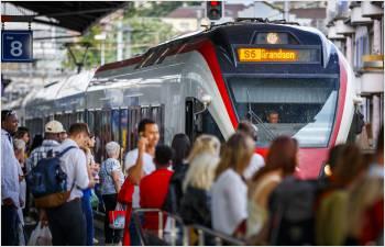 Vers un développement ambitieux du rail