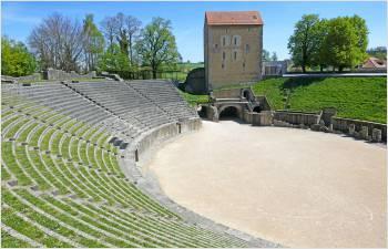 Vers la restauration de l'amphithéâtre d'Avenches