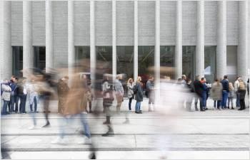 Comptage des foules: comment obtenir le juste chiffre
