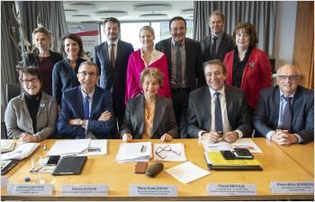 Soutien réaffirmé au programme européen de coopération transfrontalière
