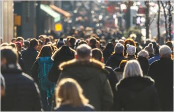 La croissance démographique ralentit en 2019, mais reste solide