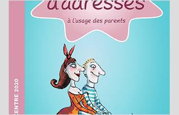 Nouvelle édition du Carnet d'adresses Petite Enfance à l'usage des parents