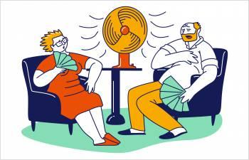 Les règles à observer lors des températures estivales
