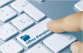Mise en place d'une plateforme électronique de recrutement