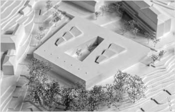 Nouvel établissement de l'école de soins et santé communautaire à Saint-Loup: crédit d'étude