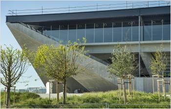 Subvention pour la construction du stade de foot de la Tuilière à Lausanne