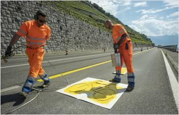 Demande de crédit pour le réaménagement de la route cantonale du plat du Dézaley