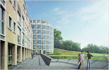 Crédits pour bâtir l'extension du Tribunal cantonal